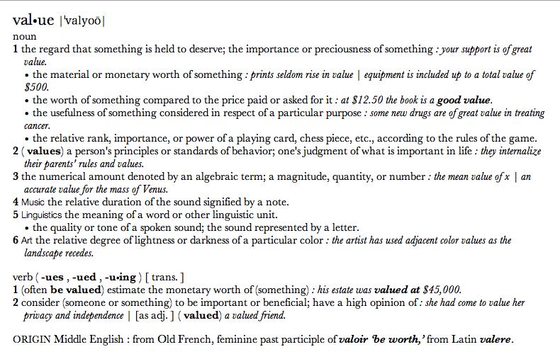 Value Definition In Art : Iglesia metodista unida cerca ontario canada metodo de